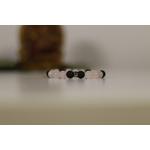 quartz rose pierre de lave