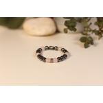 Bracelet Bouddha Hématite Quartz Rose 2
