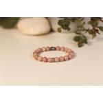 Bracelet Bouddha Rhodochrosite 2