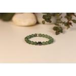 Bracelet Bouddha Aventurine Verte 1
