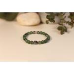 Bracelet Bouddha Aventurine Verte 3 Hématite 1