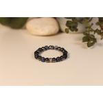 Bracelet Bouddha Sodalite 1 Hématite 2