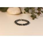Bracelet Bouddha Hématite 2