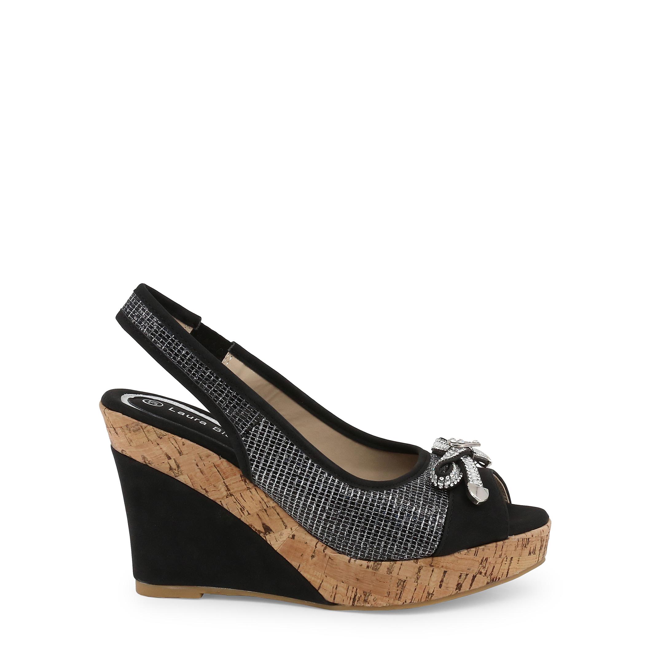 Sandales à plateforme Laura Biagiotti