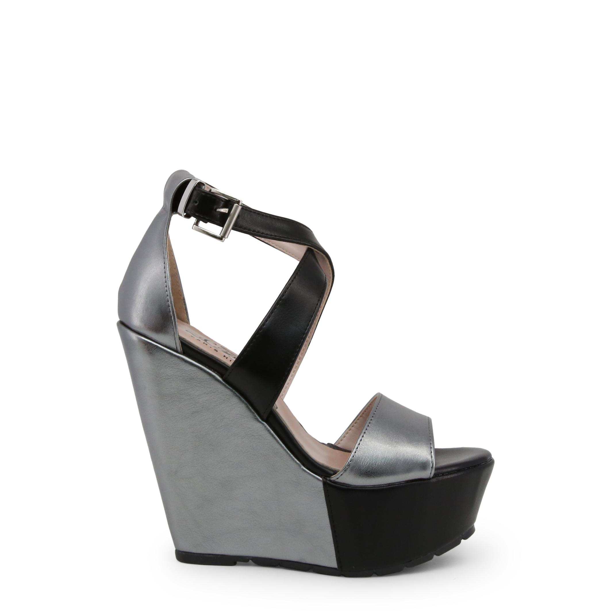 Sandales à plateforme Paris Hilton