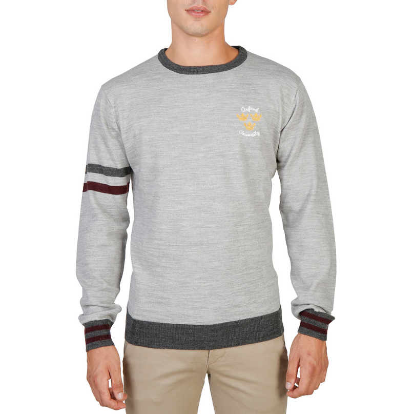 Oxford University OXFORD TRICOT-CREWNECK