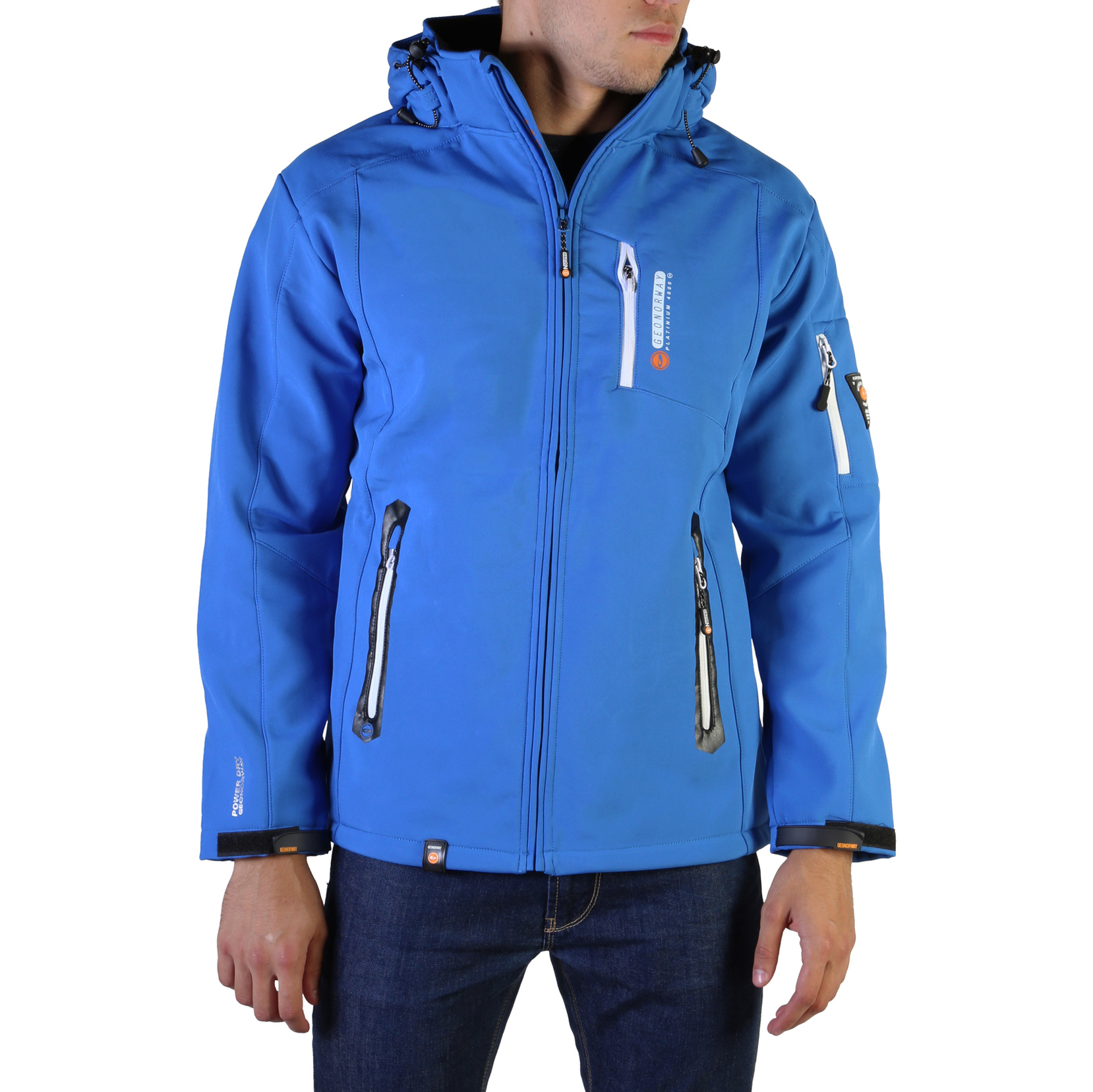 Geographical Norway Tichri man