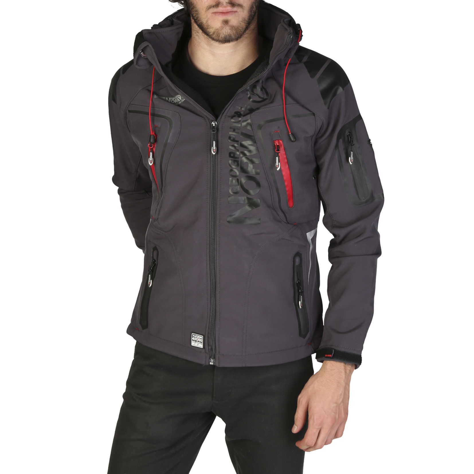 Geographical Norway Techno man