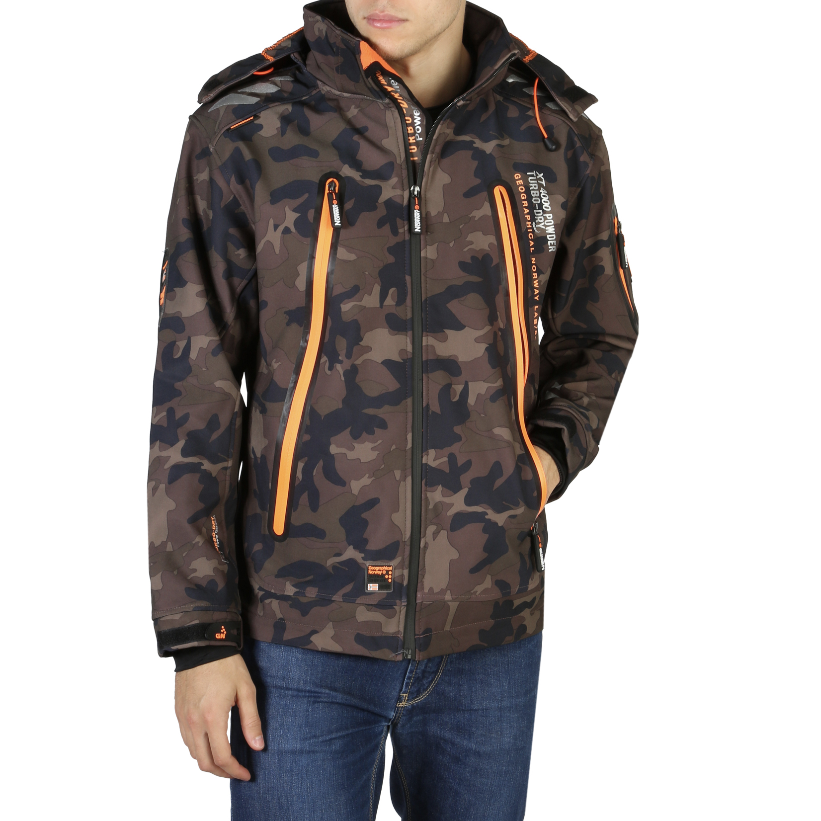 Geographical Norway Torry man camo