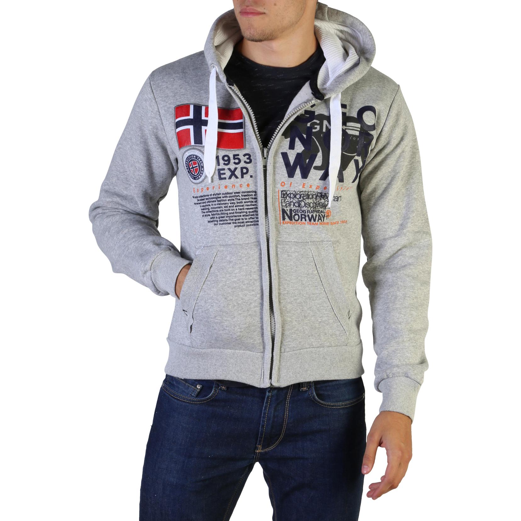 Geographical Norway Gasado man