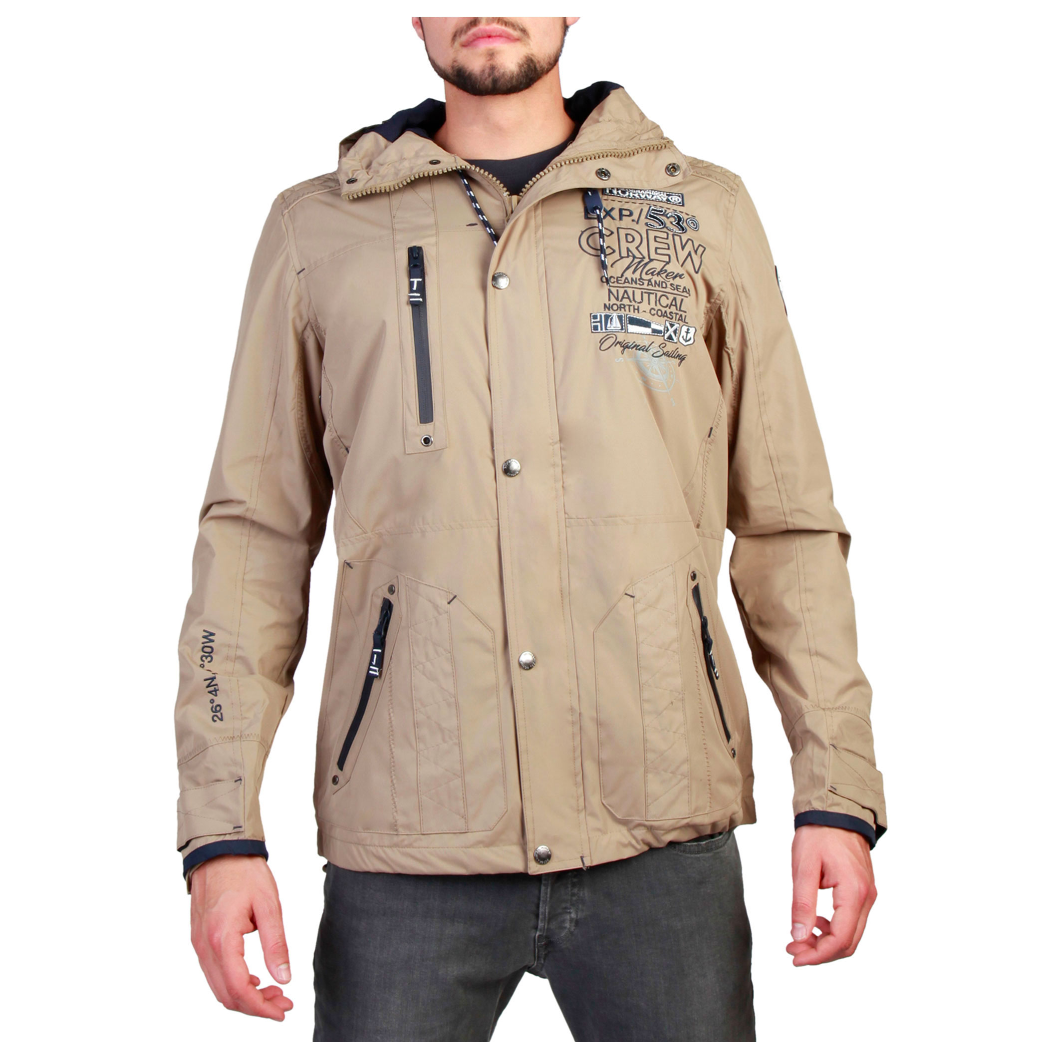 Geographical Norway Clement man