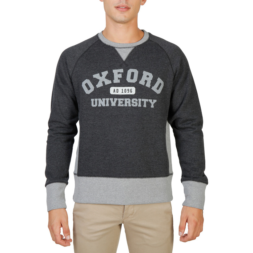 Oxford University OXFORD-FLEECE-RAGLAN