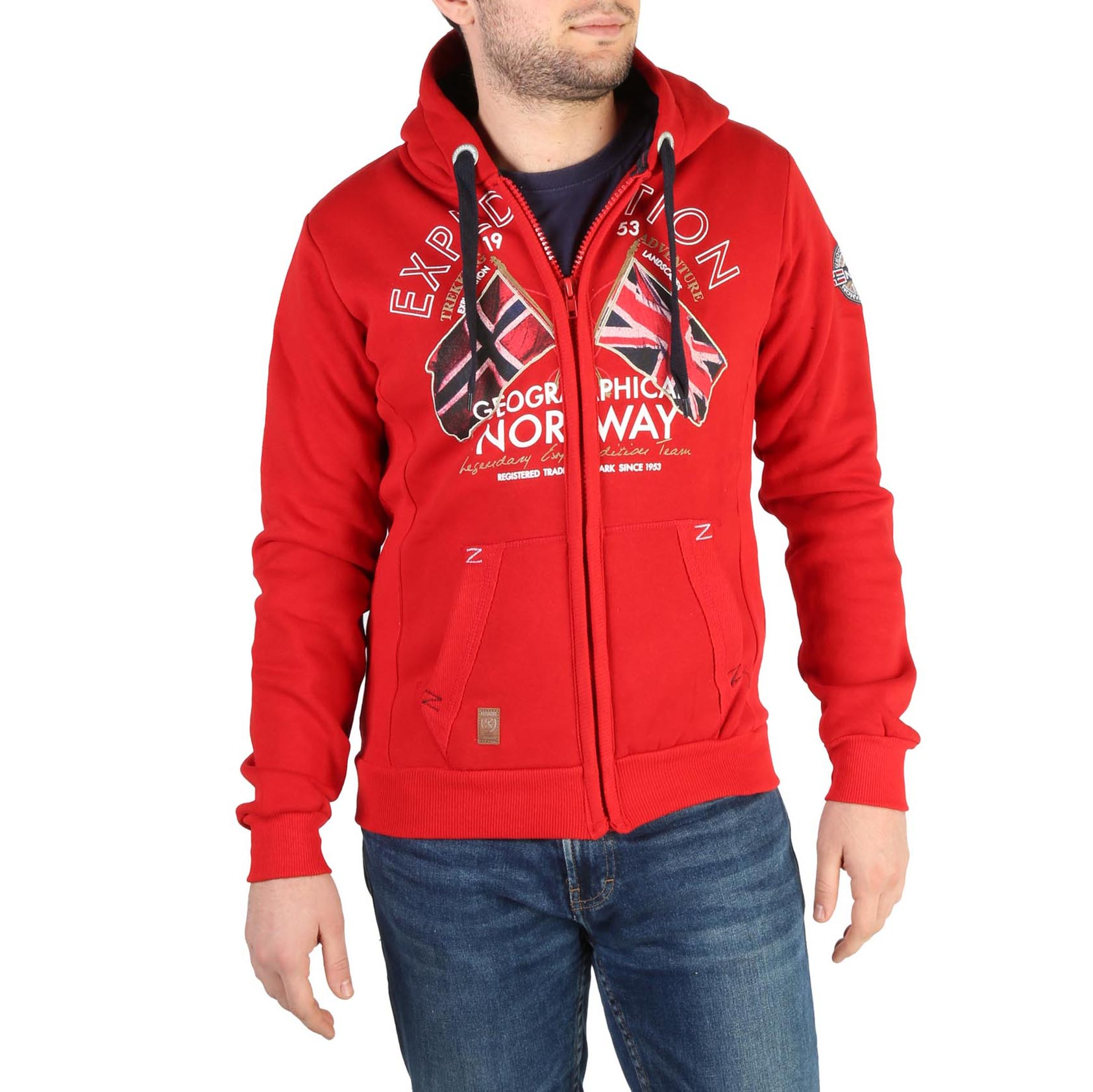 Geographical Norway Flepto100 man