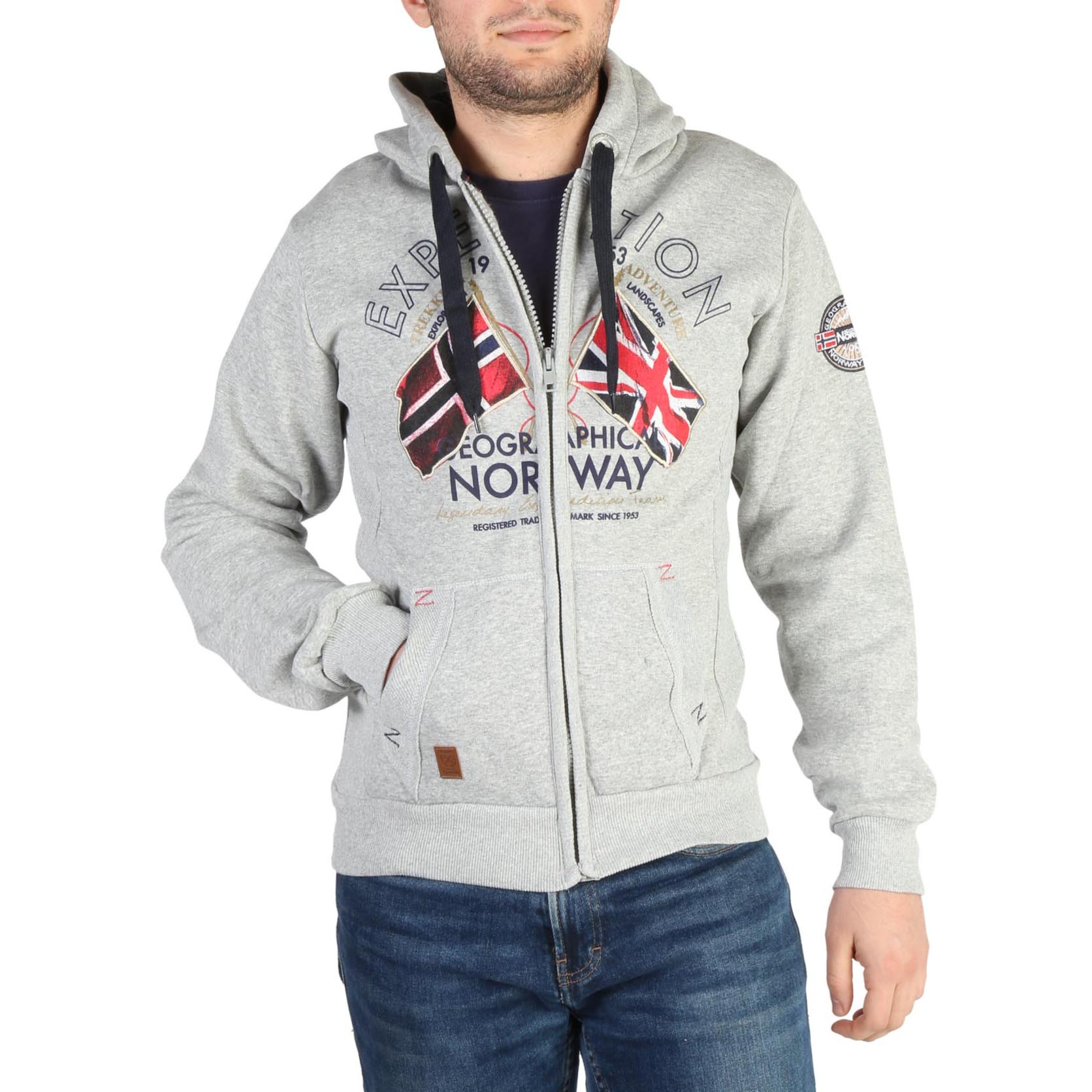 Geographical Norway Flepto 100 man