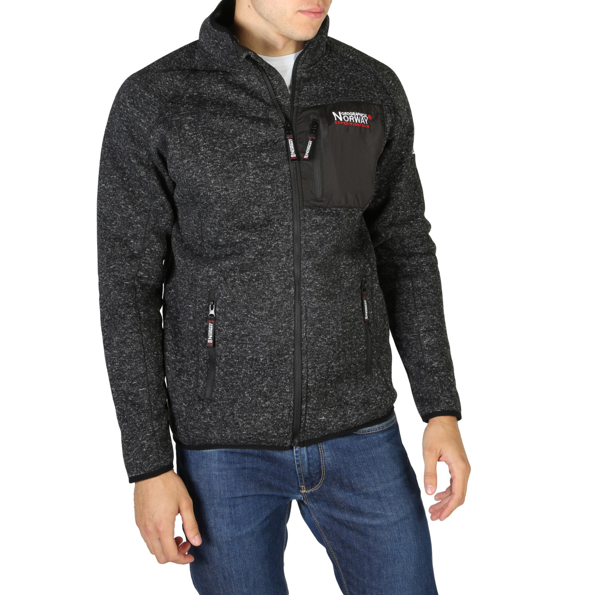 Geographical Norway Title man
