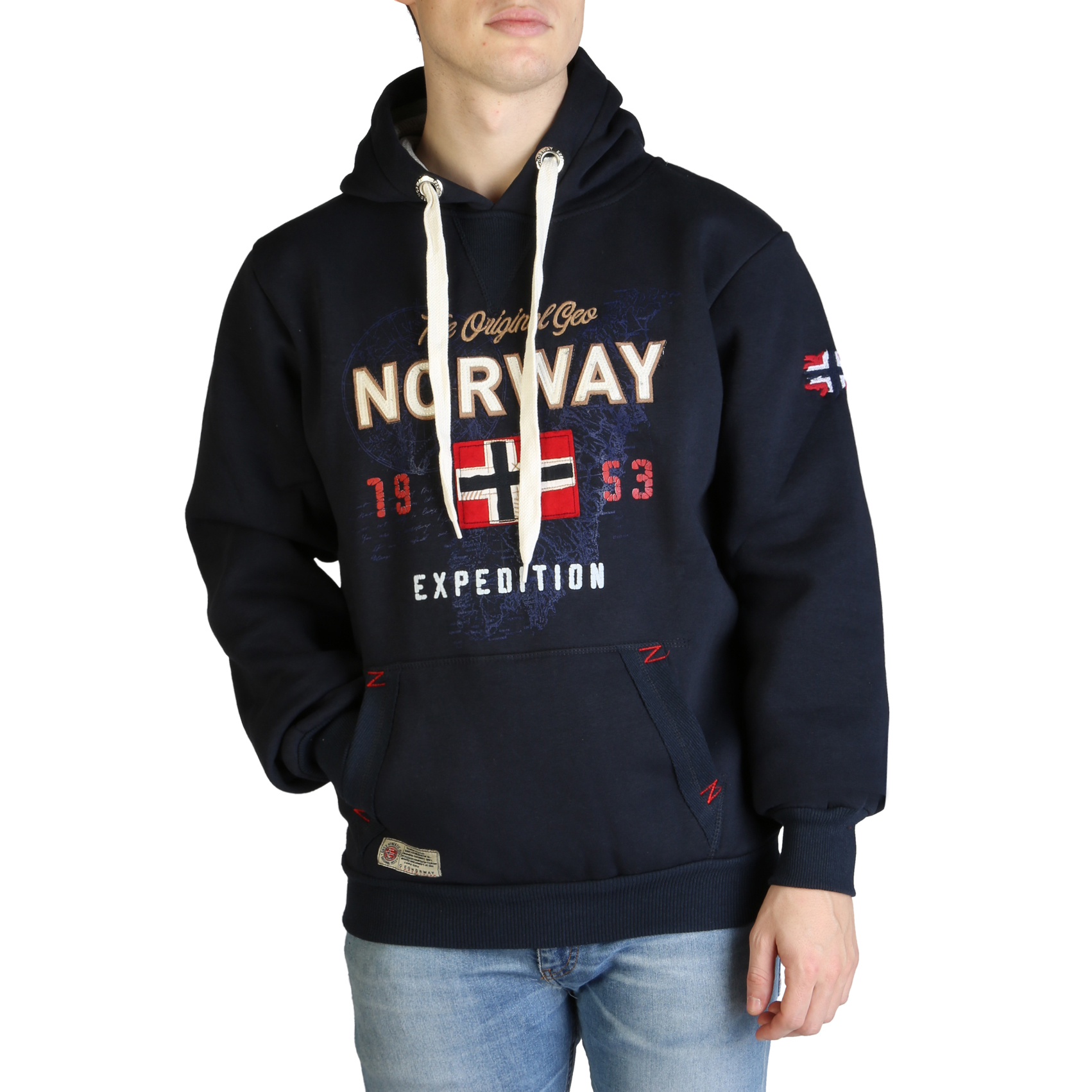 Geographical Norway Guitre100 man