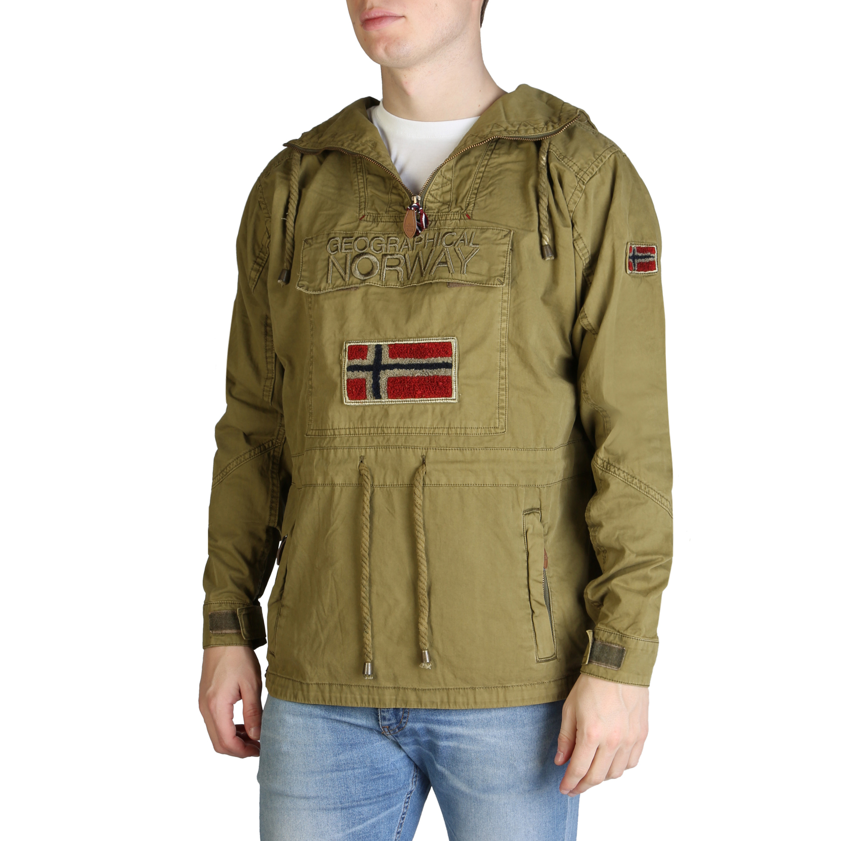 Geographical Norway Chomer man