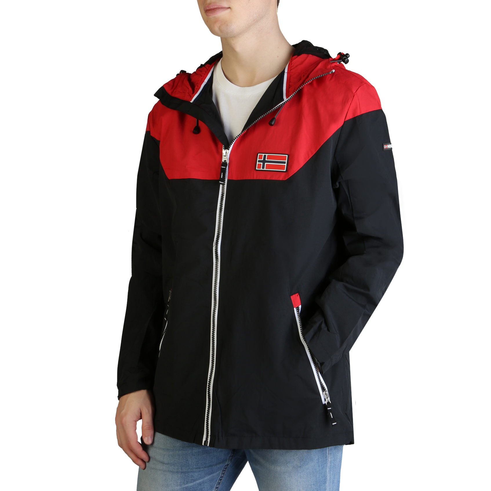 Geographical Norway Afond man
