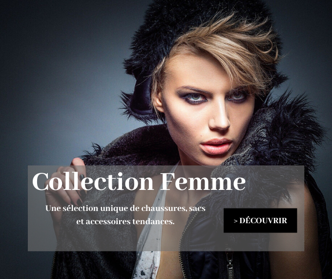 Collection Femme, Parfums, Chaussures, Sacs et Accessoires