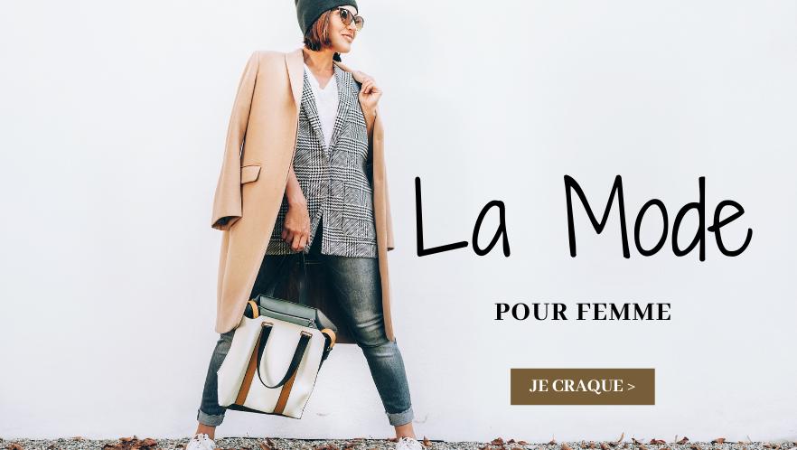 La Mode pour femme