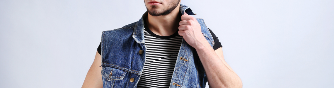 Gilets homme.