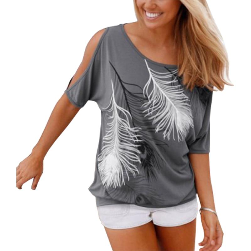 tee-shirt Gris