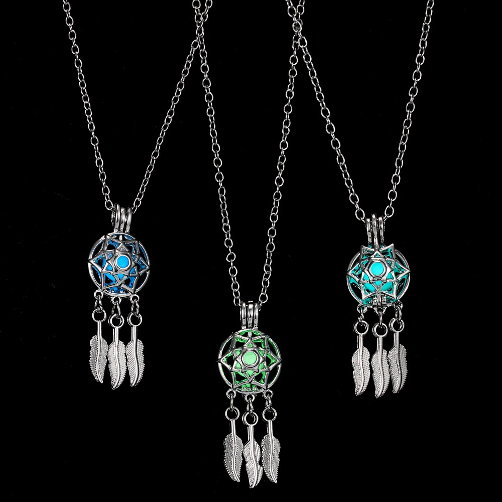 collier lumineux