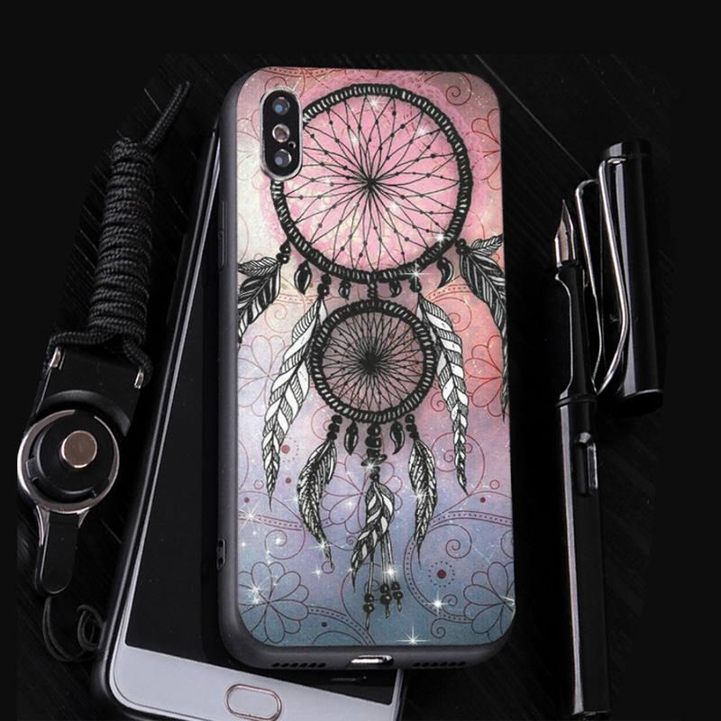 coque téléphone attrape-rêves Samsung