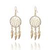 Boucles-d-oreilles-avec-pampilles-en-plumes-d-or-Vintage-boucles-d-oreilles-creuses-pour-femmes