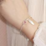 bracelet plume2
