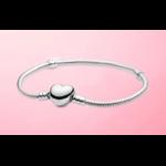 bracelet pour Charms coeur
