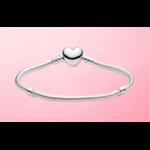 bracelet pour Charms coeur1