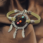 bracelet marron 1