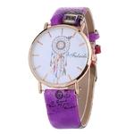 montre violette