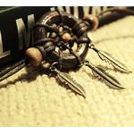 bracelet en bois capteur de reves 1