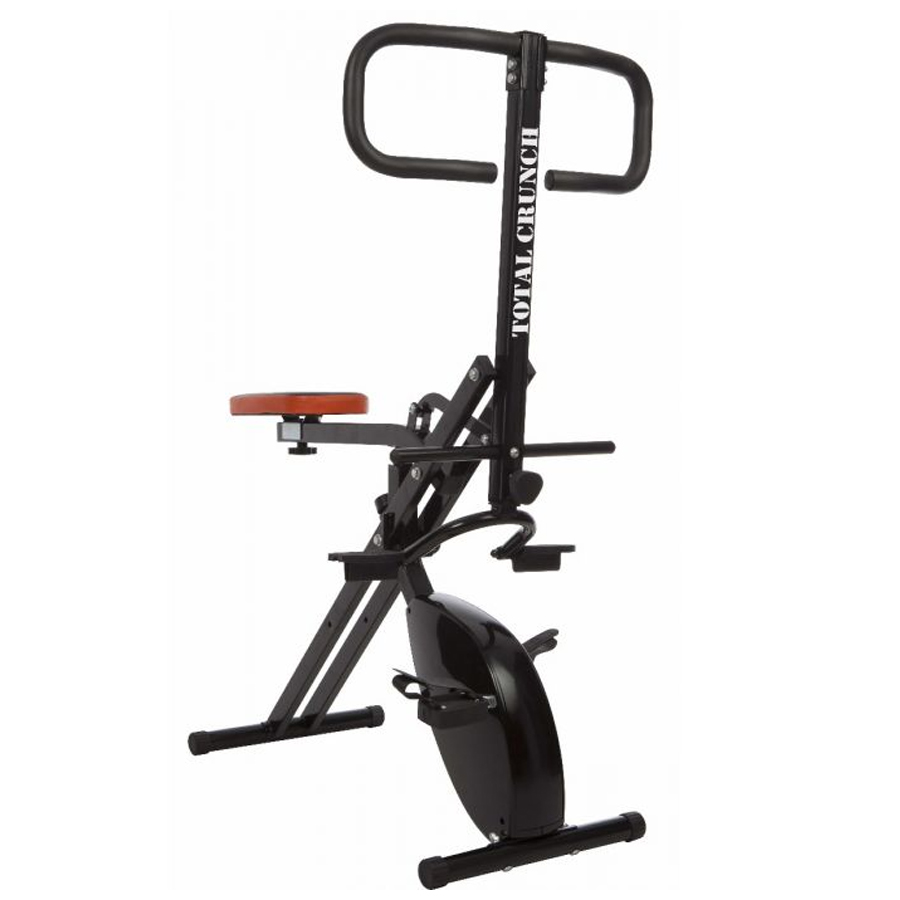 Total Crunch Evolution 2en1 - Appareil de Musculation