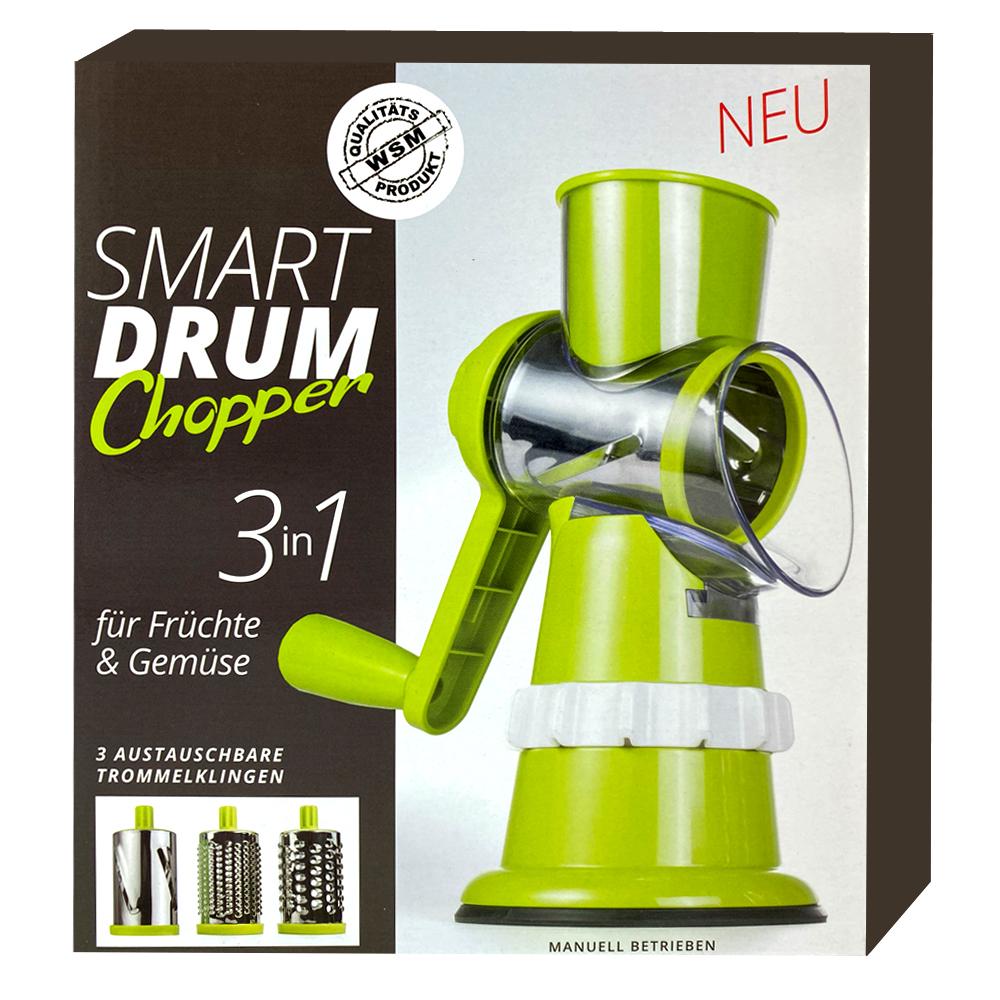 Smart Drum Shopper Sumo Slicer Emballage