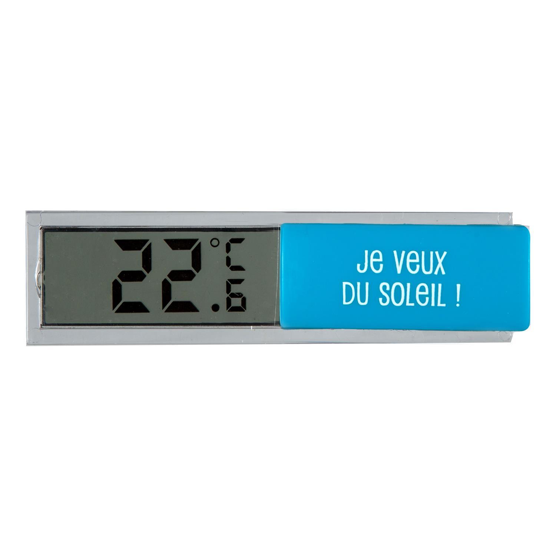 Thermomètre d\'Intérieur avec écran