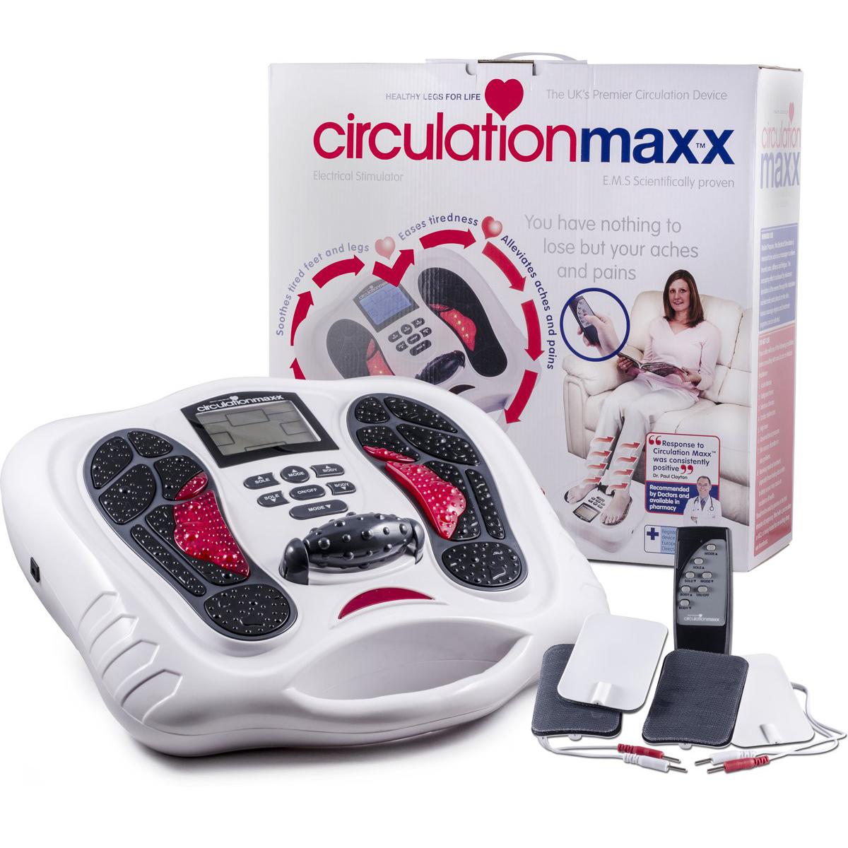 Circulation Maxx - Stimulateur Circulatoire ENS