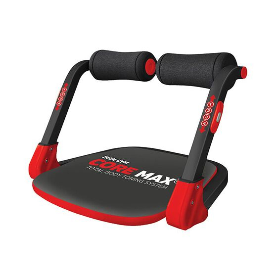 iron gym core max musculation