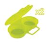 set-2-cuits-oeufs-plat-mollets-durs-micro-ondes-vert