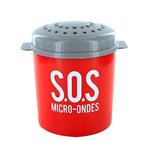 nettoyeur-micro-ondes-clean-expert-rouge