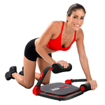 core max appareil de musculation compact mixte abdominaux
