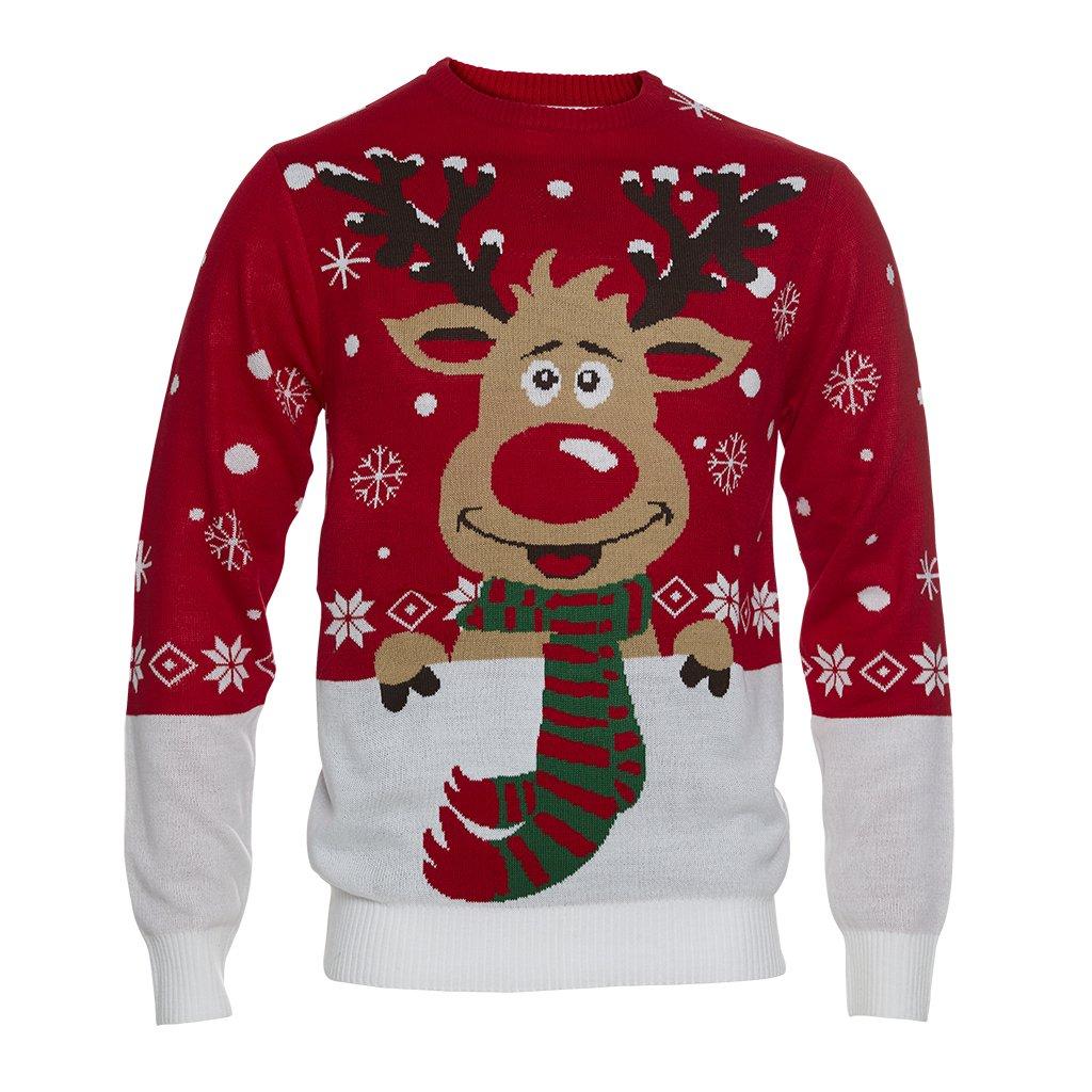 Pull de Noël Rudolph junior