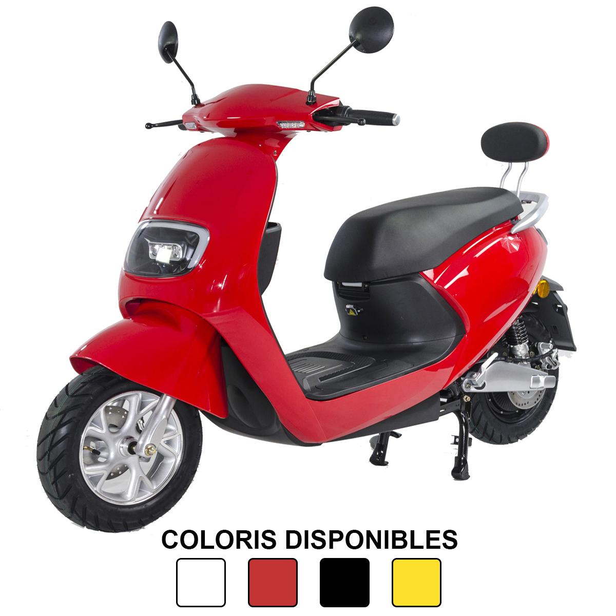 Scooter électrique Lycke Classic50