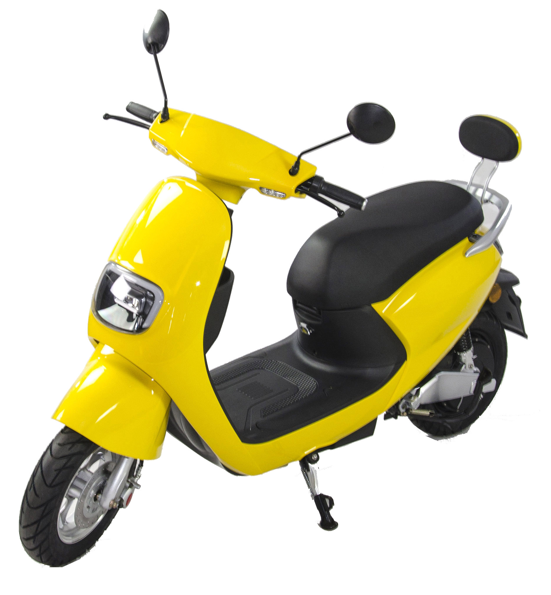Scooter électrique Lycke Classic 50