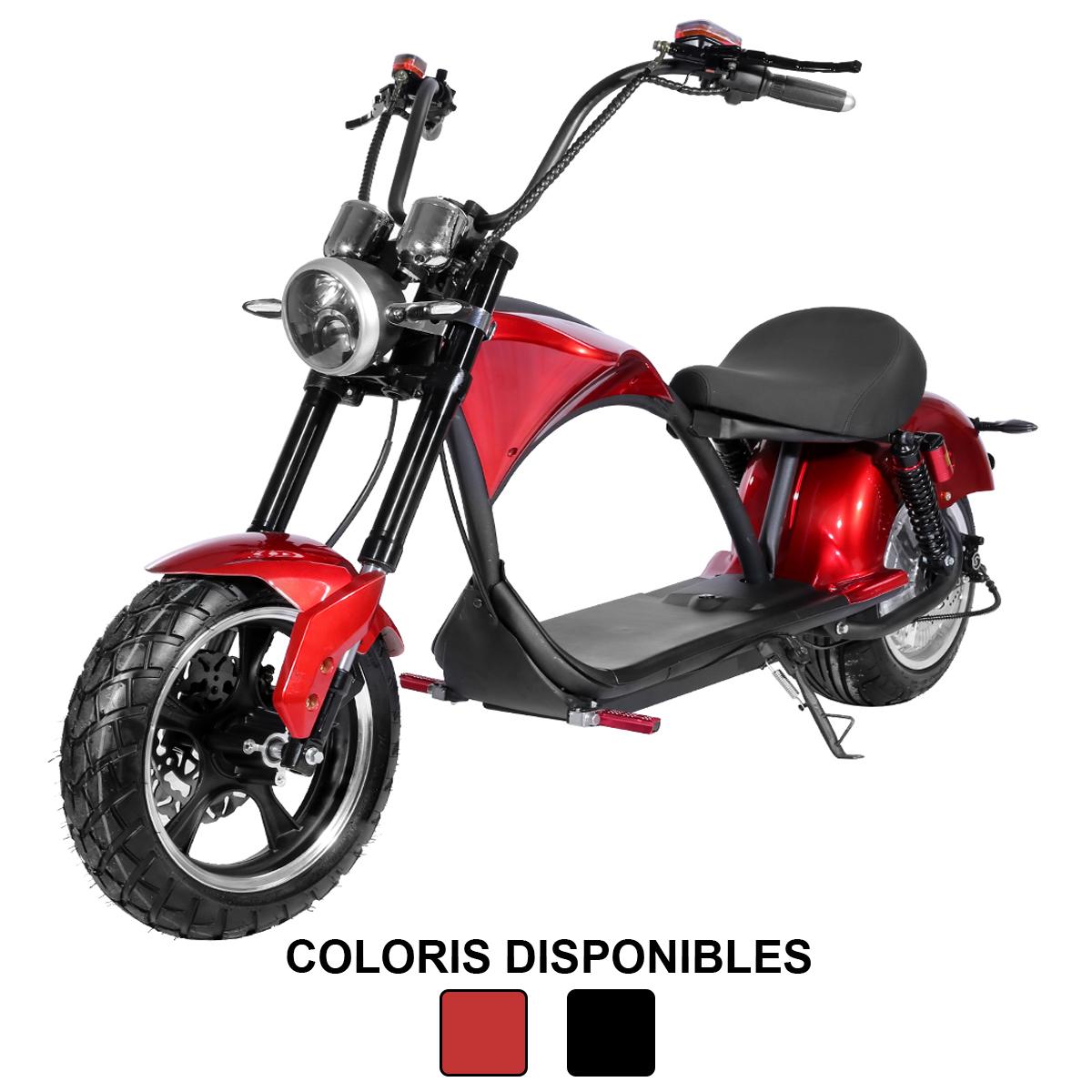 Moto électrique e-MV1