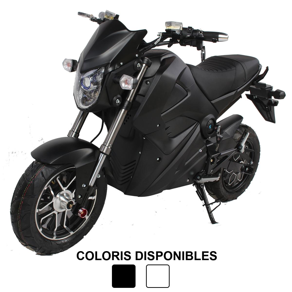 Moto électrique e-MV3