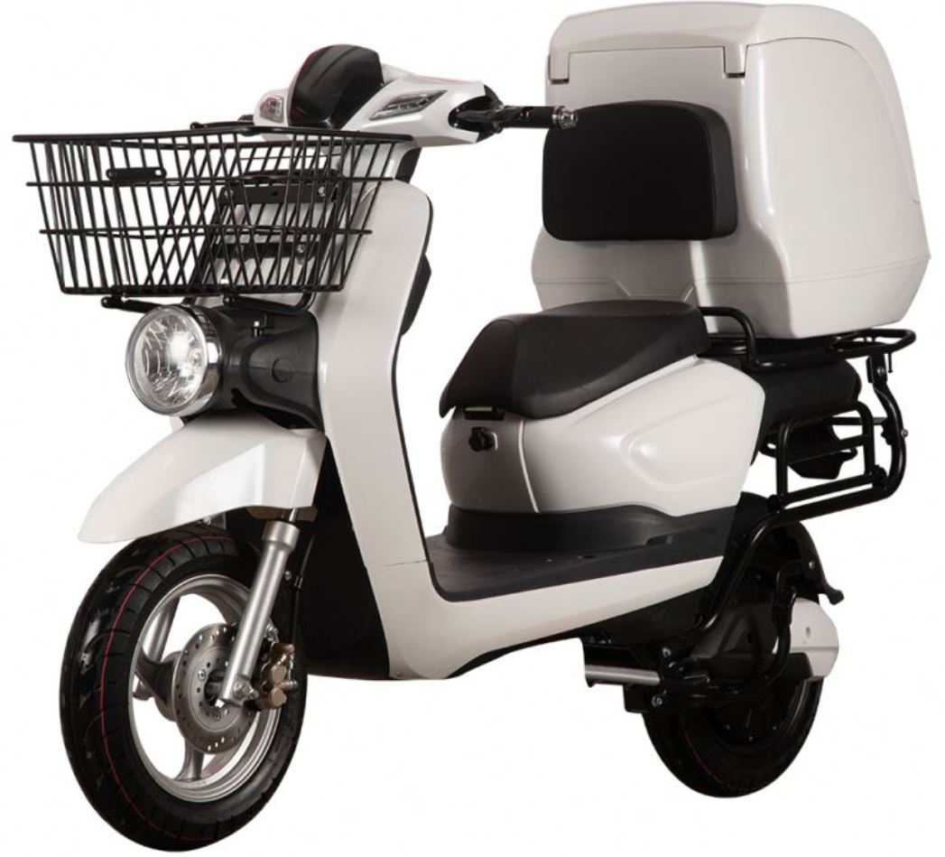 Scooter 2W PRO, idéal pour les professionnels de la livraison