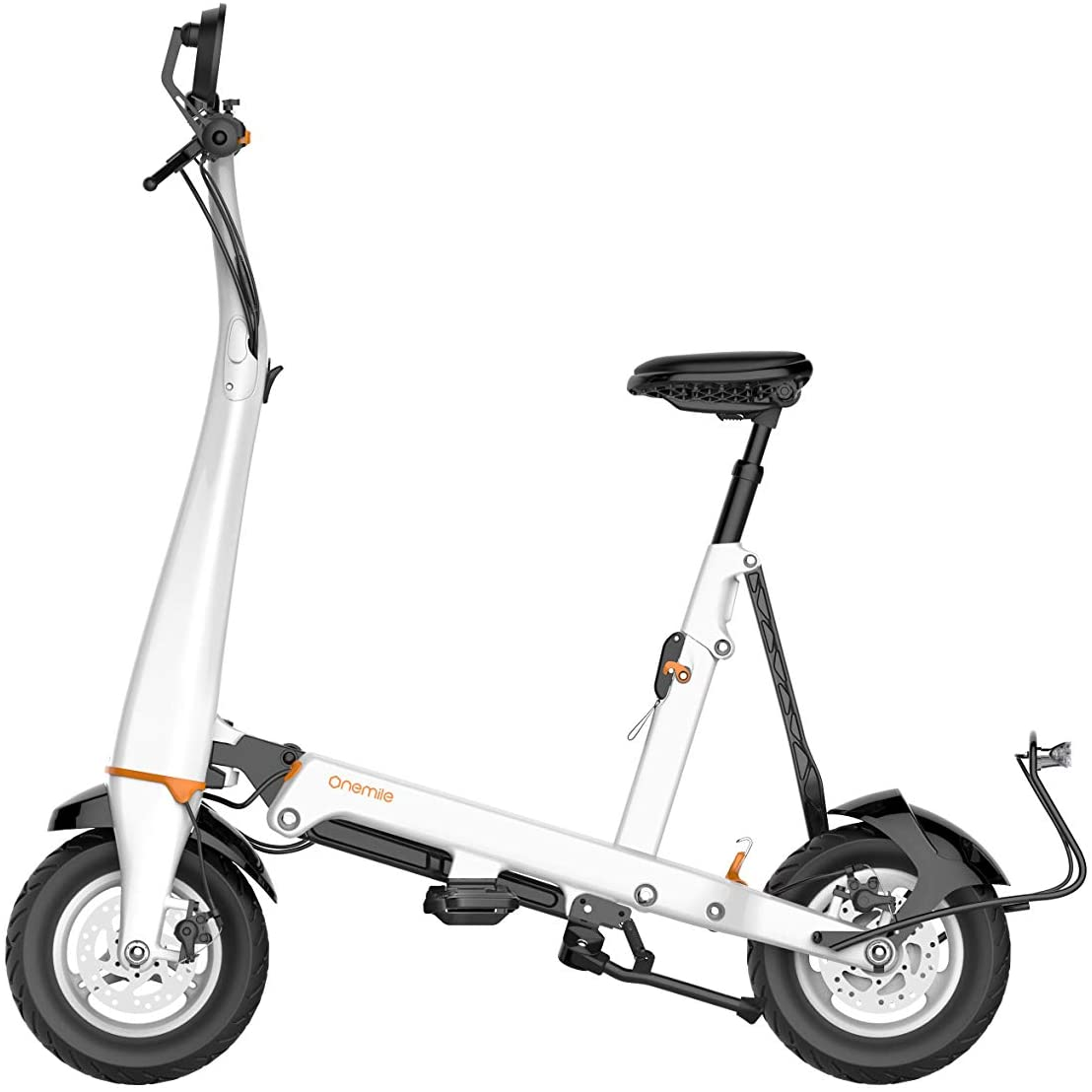 Trottinette électrique Halo City immatriculé EEC de OneMile - E-Scooter